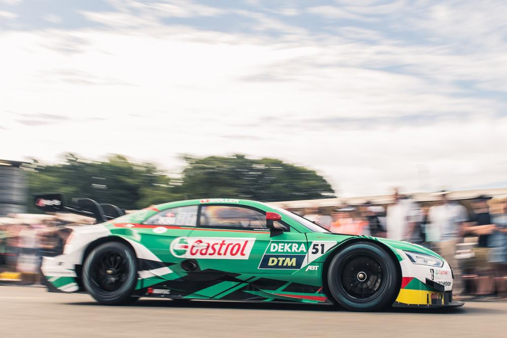 2018 Audi DTM Race Car