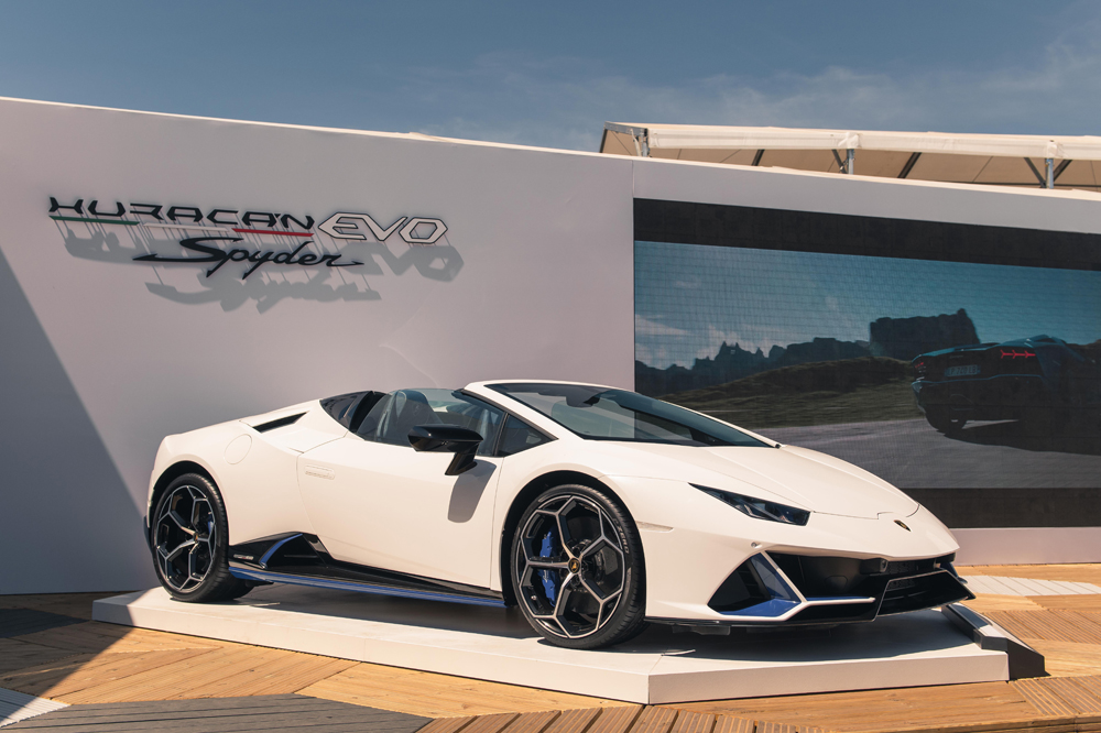Lamborghini Hurican EVO New for 2019