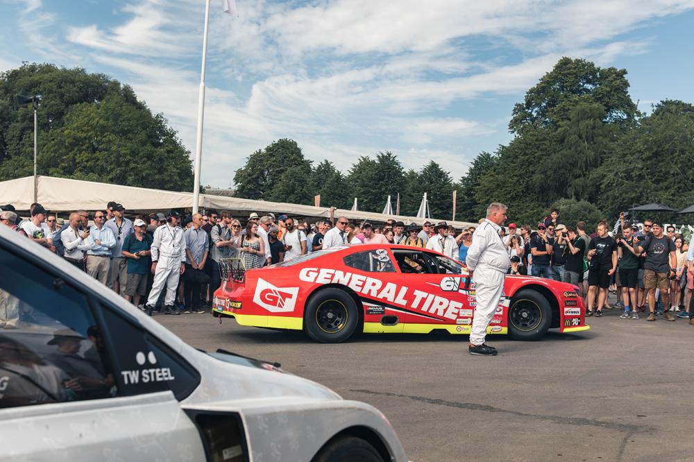 NASCAR Demo