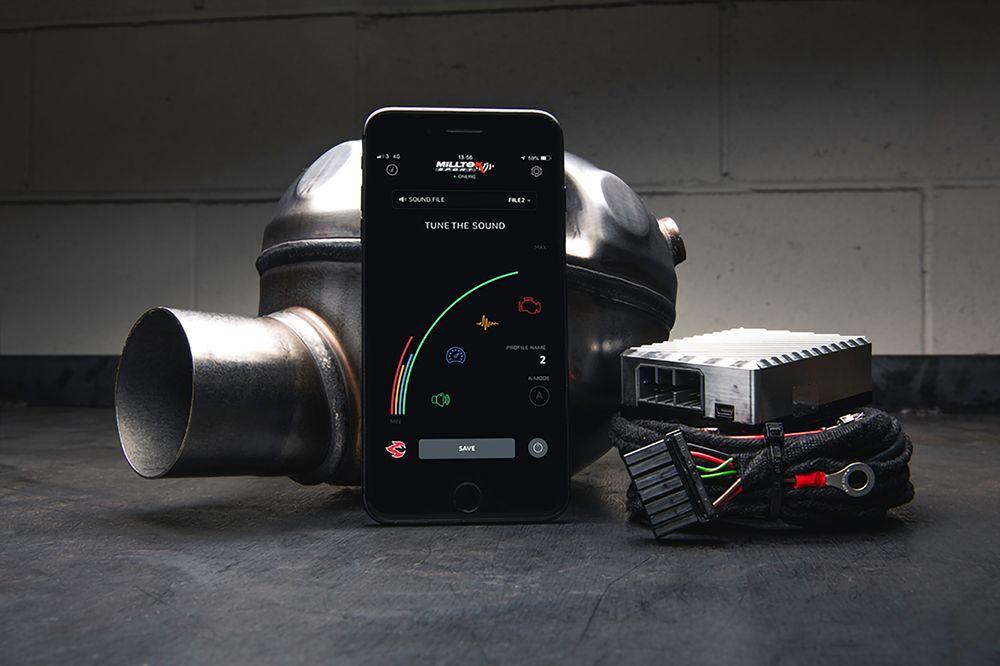 Milltek Soundgenerator Tesla 3 og Tesla S