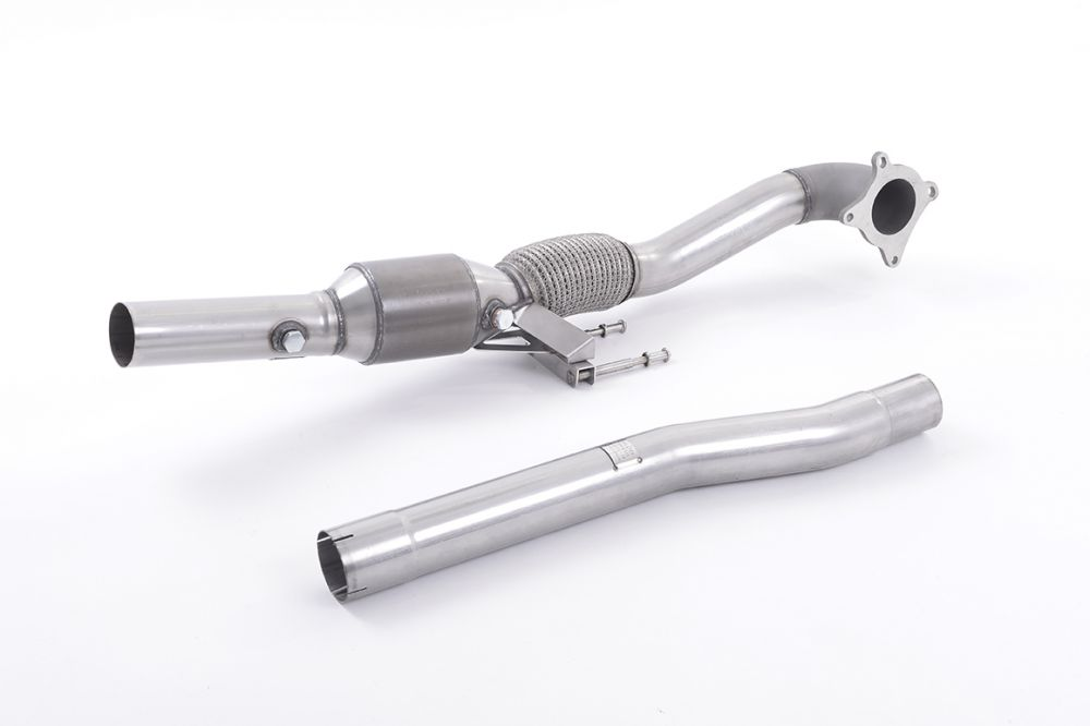 200 Cell Sports Cat Stainless Steel Exhaust Downpipe