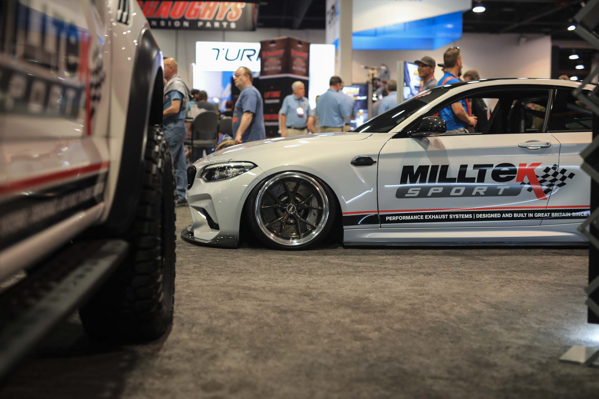 Thank you SEMA, and thank you Vegas!